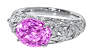 Kunzite ring SMALL 2